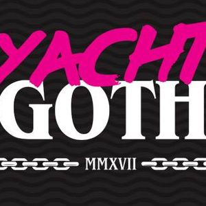 Endif DJ set, Yacht Goth after party, Minneapolis, 8-19-17