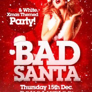 Bad Santa Mix Cd