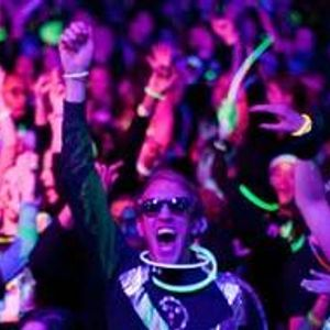 Glow in the Dark Party Warm Up Mix