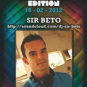 18.02.2012 - Sir Beto @ Fuel Technop PT - Carnival Edition - Stressless - Portugal