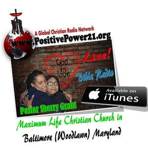 Sunday Service Podcast With Maximum Life Christian Church Live 11-22-2015