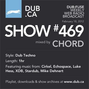 DUB:fuse Show #469 (February 18, 2012)