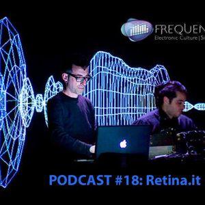 Frequencies Podcast #18: Retina.it
