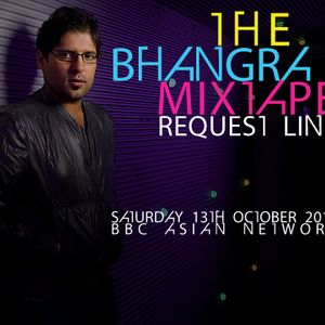 Sonnyji Presents The Bhangra Mixtape (Request Line) - Featured on the BBC Asian Network (13.10.12)