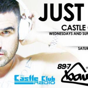 Just Joy Radio Show 009 Castle Club Radio