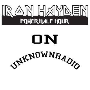 Unknown Radio 3-8-16 ft. Iron Hayden Power Half Hour