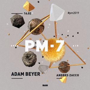 Adam Beyer - Live @ PM Open Air Oasis (Buenos Aires, ARG) - 16.02.2019