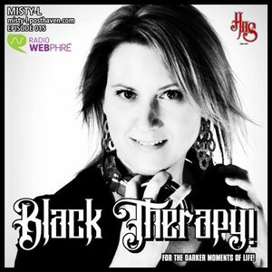 Misty-L - Black Therapy! EP015 on Radio WebPhre.com