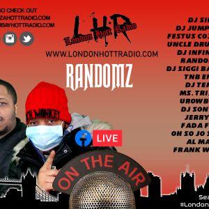 #Randoms June2021 Week3 on www.londonhottradio.com