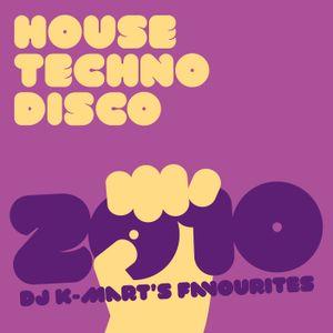 2010 house/techno/disco favourites