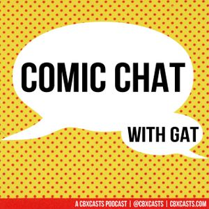 Comic Chat with Gat, Issue #34: Archie And Bat - Gordon
