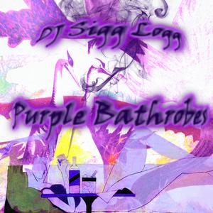 Purple Bathrobes