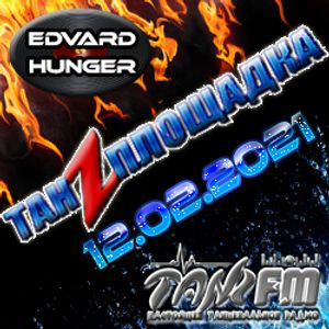 Tanzploschadka - SEASON 2021 - 12.02.2021 - part 1 - mixed by Edvard Hunger