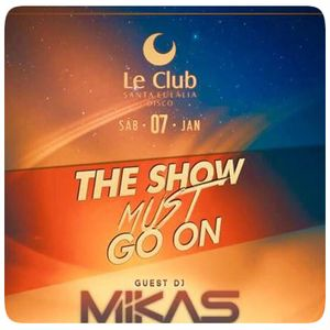 Dj Mikas - Janeiro 2017 Le club Part II