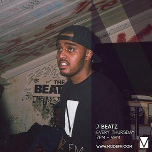 08/09/2016 - J Beatz - Mode FM (Podcast)