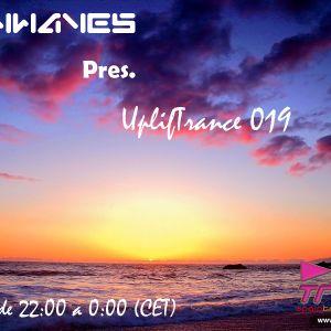 Twinwaves pres. UplifTrance 019 (10-07-2013)