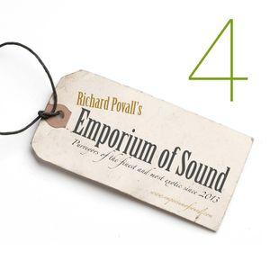 Richard Povall's Emporium of Sound Series 4 Nr 1