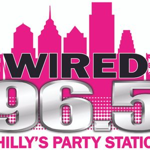 Wired 96.5 #SNW w/ DJ Daily 2-21-15
