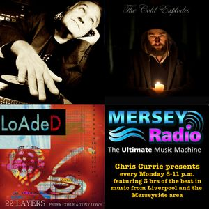 29th June 2020 Chris Currie presents on Mersey Radio