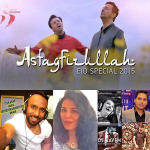 Indian Link Radio showcases Salim Sulaiman 2015 single Astagfirullah EXCLUSIVELY
