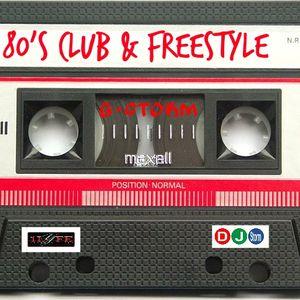 80's Club & Freestyle