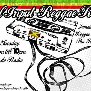 Soul Input Radio 29-01-2013: Live guest ONE ROOT aka SUNROCKERS