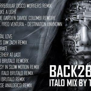 Back2Basics Italo Mix 84 Tony Renzo