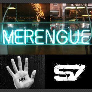 DJ SEVEN MERENGUE 2K14 MIX