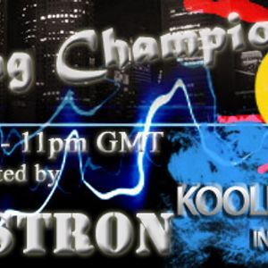 J Bostron Live on KoolLondon 14.07.08