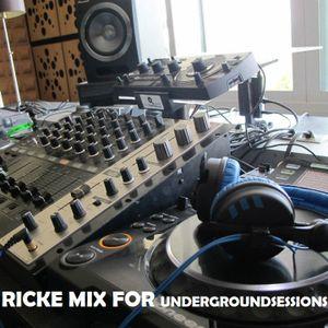 FULL MIX I DONE ON UNDERGROUNDSESSIONS RADIO 8TH NOV 2012