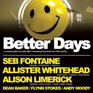 Allister Whitehead live @Better Days