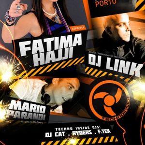 Mario Parandi - Live @ Techno Inside, Swing Club, Porto, Portugal (01.09.2012)