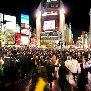 Tokyo Grooves: A DJ Zulu Old School Mix