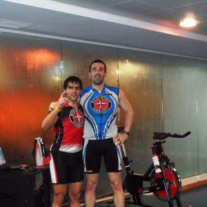 HIGH ENDURANCE SCHWINN CYCLING- JOÃO E TIAGO CAETANO- 03-02-2011 FORLIFE, VISEU