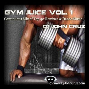 John Cruz - Gym Juice Vol. 1