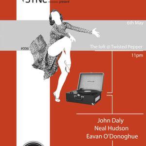 John Daly (Part 1) @ Kitchen Sync #006
