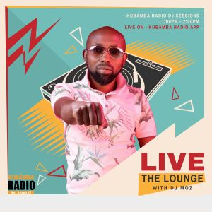 The Lounge Live with Dj Moz - 31st July