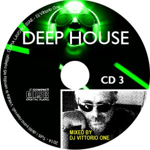 Deep House Dj Set under Moonlight CD 3