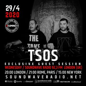 AFTERDARK House with kLEMENZ 29/4/2020 guests: TSOS
