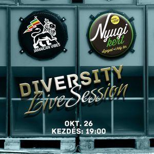 Diversity Live Session 2017.10.26.