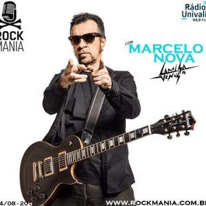 Rock Mania #387 - com Marcelo Nova - 04/08/19