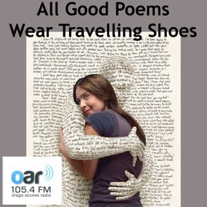 All Good Poems Wear Travelling Shoes - 30-07-2016 - Ruth Arnision - Poems In the Waiting Room and Li