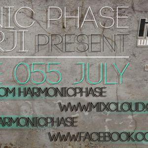 Harmonic Phase Episode 055 By Ferji ((LIVE))