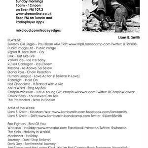 Tracey Edges - Sunday Girl (no.176) 26/3/17