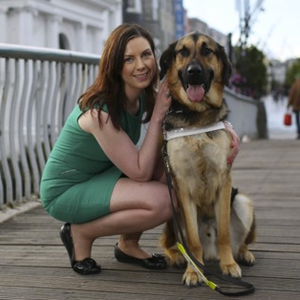 WiredIN: Interview Lean Kennedy of Irish Guide Dogs