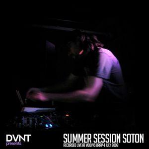 DVNT - Live at Summer Session Soton