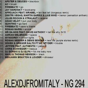 ALEXDJFROMITALY - NG294 dutch house 2015