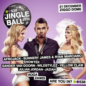 Afrojack - Live @ 538 Jingle Ball Ziggo Dome Amsterdam (Netherlands) 2013.12.21.