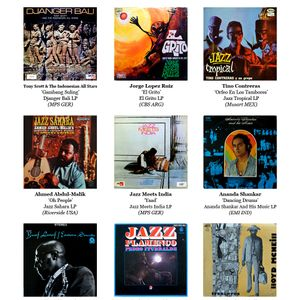 World Jazz (December 2013)