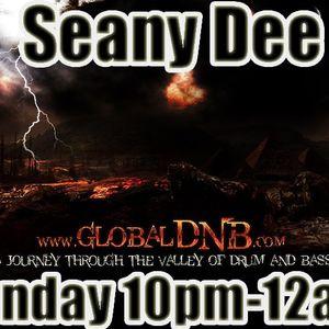Seany Dee Live on globaldnb 3/3/13